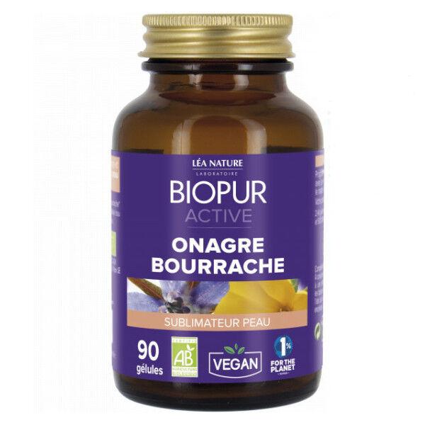 Biopur Active Onagre Bourrache 90 gélules
