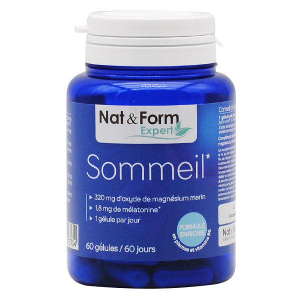 Nat & Form Expert Sommeil 60 gélules