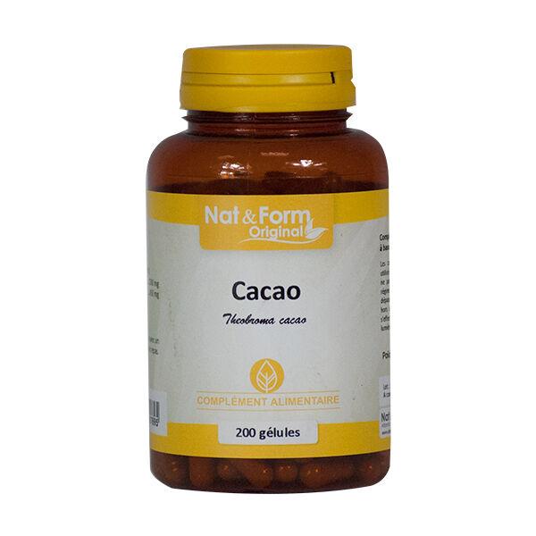 Nat & Form Original Cacao 200 gélules