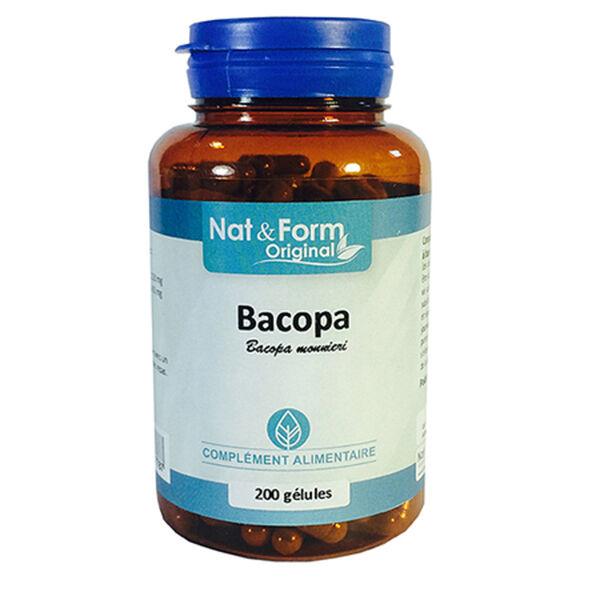 Nat & Form Original Bacopa 200 gélules
