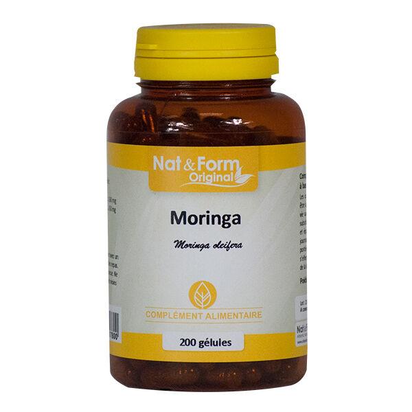 Nat & Form Original Moringa 200 gélules