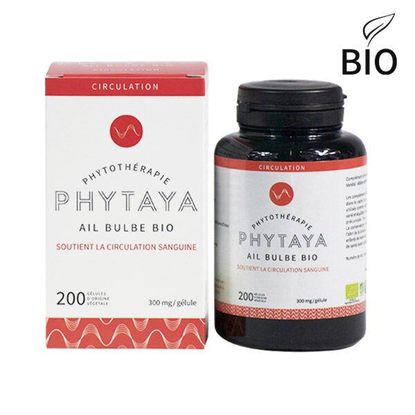 Phytaya Ail Bulbe Bio 200 gélules