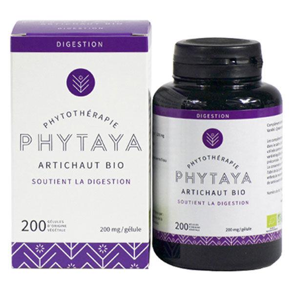 Phytaya Artichaut Bio 200 gélules