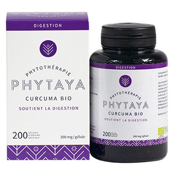 Phytaya Curcuma Bio 200 gélules
