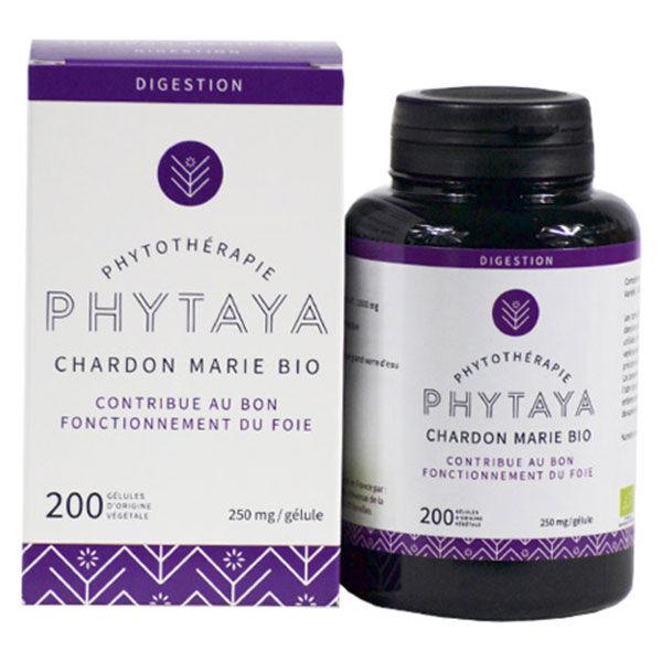 Phytaya Chardon Marie Bio 200 gélules