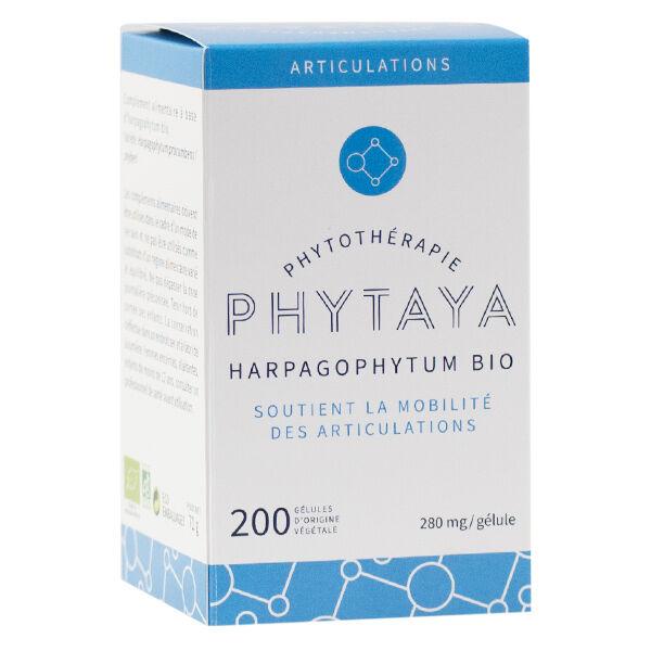 Phytaya Harpagophytum Bio 200 gélules
