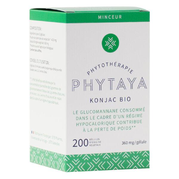 Phytaya Konjac Bio 200 gélules