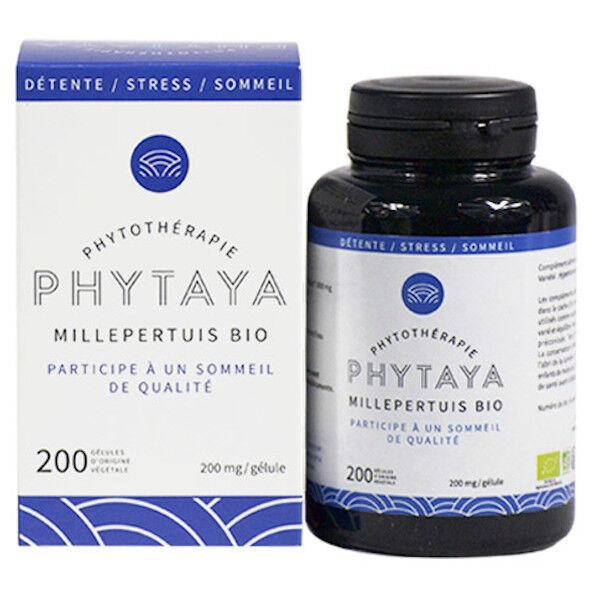 Phytaya Millepertuis Bio 200 gélules