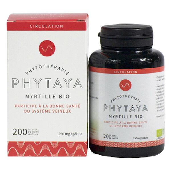 Phytaya Myrtille Bio 200 gélules