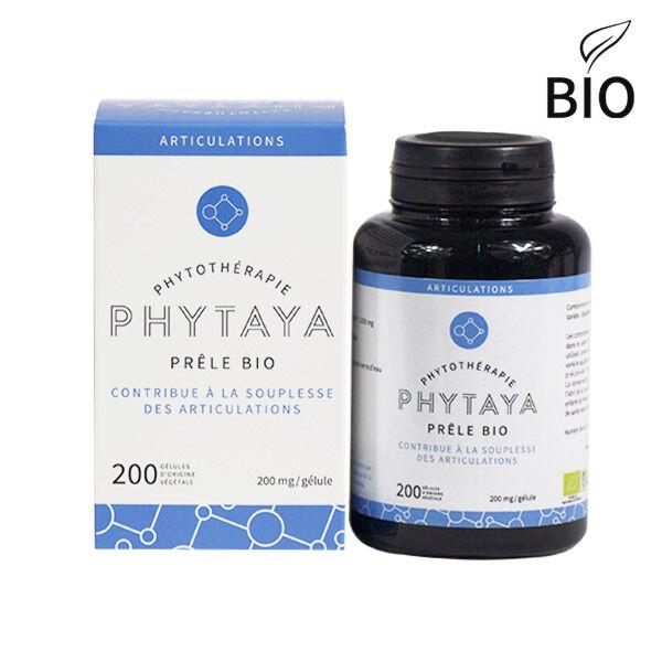 Phytaya Prêle Bio 200 gélules