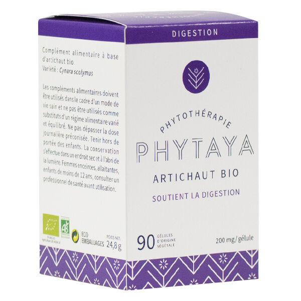 Phytaya Artichaut Bio 90 gélules