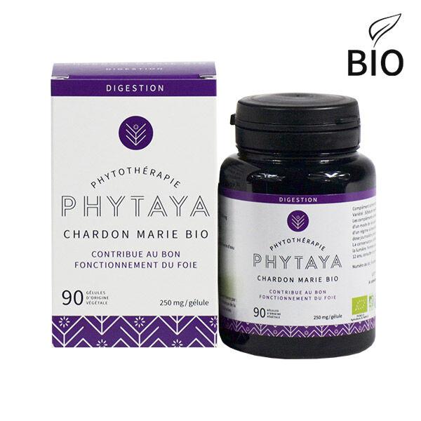 Phytaya Chardon Marie Bio 90 gélules