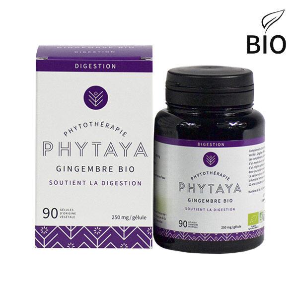 Phytaya Gingembre Bio 90 gélules