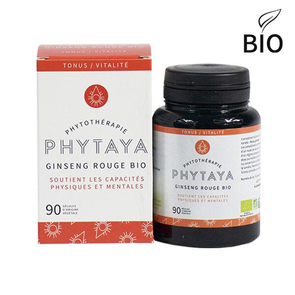 Phytaya Ginseng Rouge Bio 90 gélules