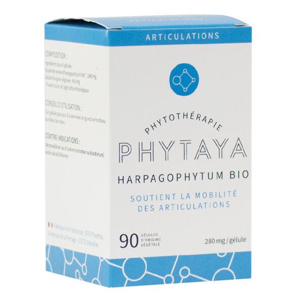 Phytaya Harpagophytum Bio 90 gélules