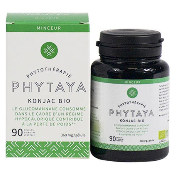 Phytaya Konjac Bio 90 gélules