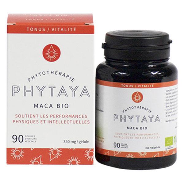 Phytaya Maca du Pérou Bio 90 gélules