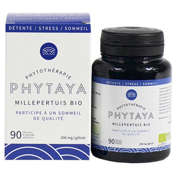 Phytaya Millepertuis Bio 90 gélules