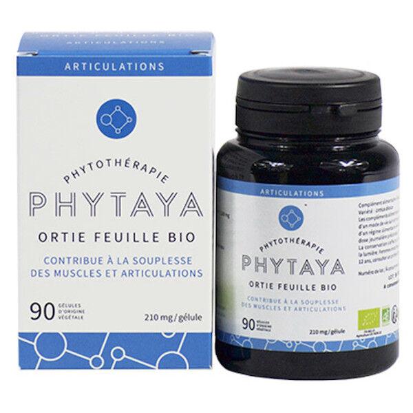 Phytaya Ortie Feuille Bio 90 gélules