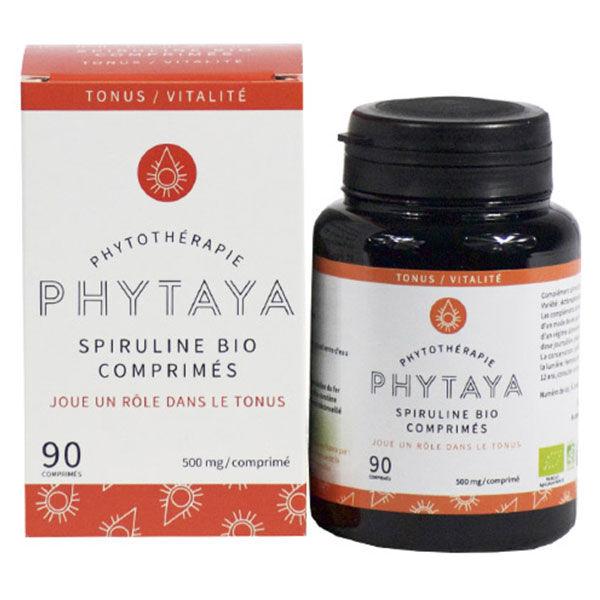 Phytaya Spiruline Bio 90 comprimés