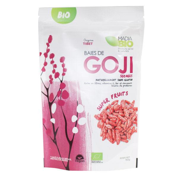 Madia Bio Super Aliments Baies de Goji 150g