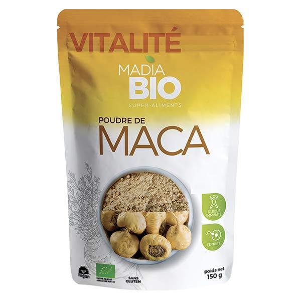 Madia Bio Super Aliments Maca Poudre 150g