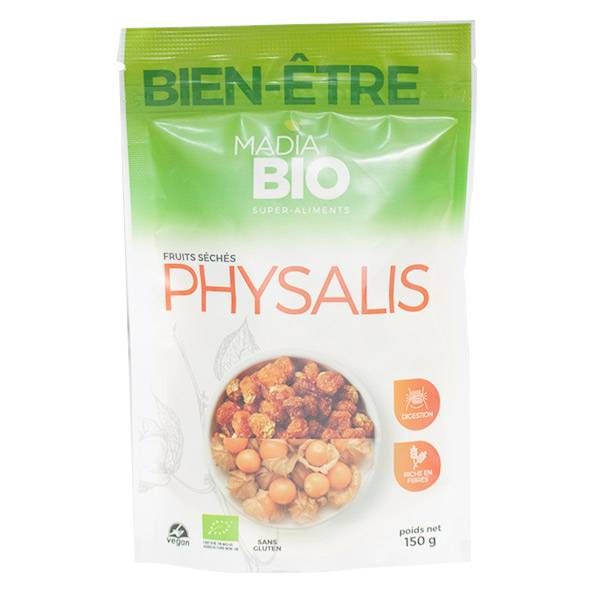 Madia Bio Super Aliments Physalis 150g