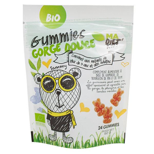 Madia Bio Confiseries Gummies Gorge Douce 60g