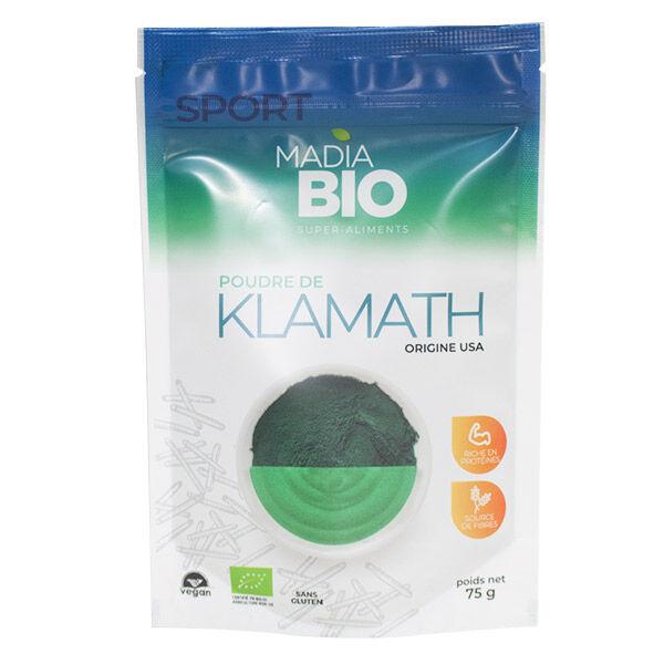 Madia Bio Super Aliments Klamath Poudre 75g