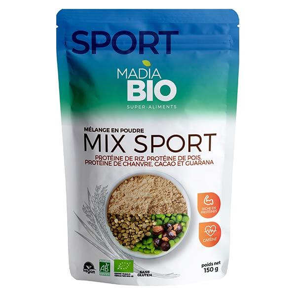Madia Bio Mix Sport Mélange en Poudre 150g