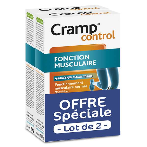 Nutreov Physcience Cramp Control Lot de 2 x 30 gélules