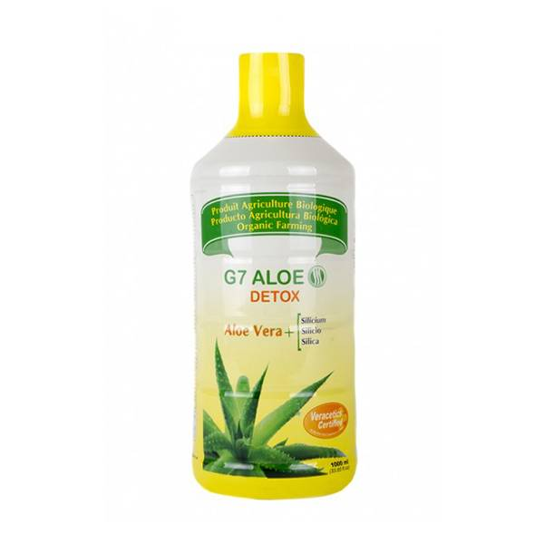 Silicium Espana Silicium G7 Aloe Vera 1L