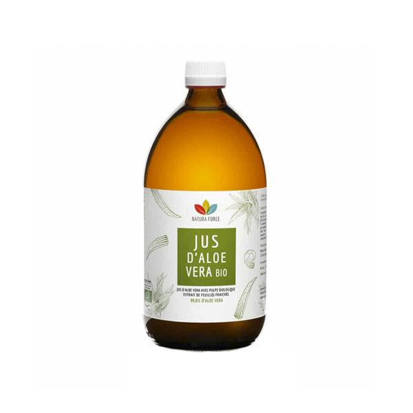 Natura Force Jus d'Aloe Vera Bio 1L