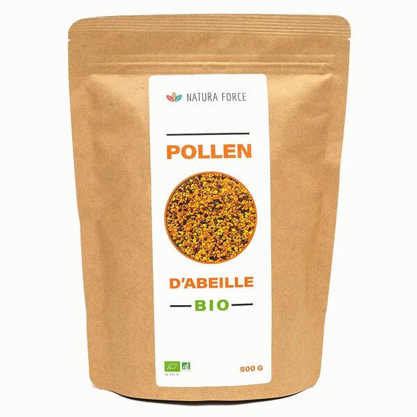 Natura Force Pollen d'Abeille Bio 500g