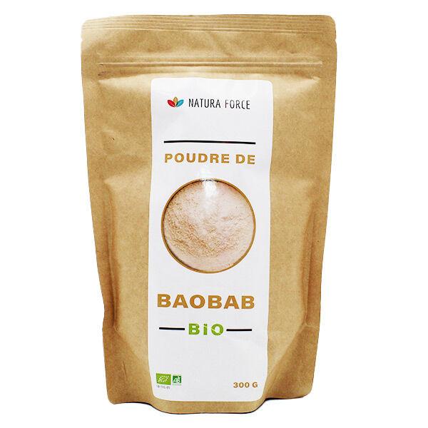 Natura Force Poudre de Baobab Bio 300g
