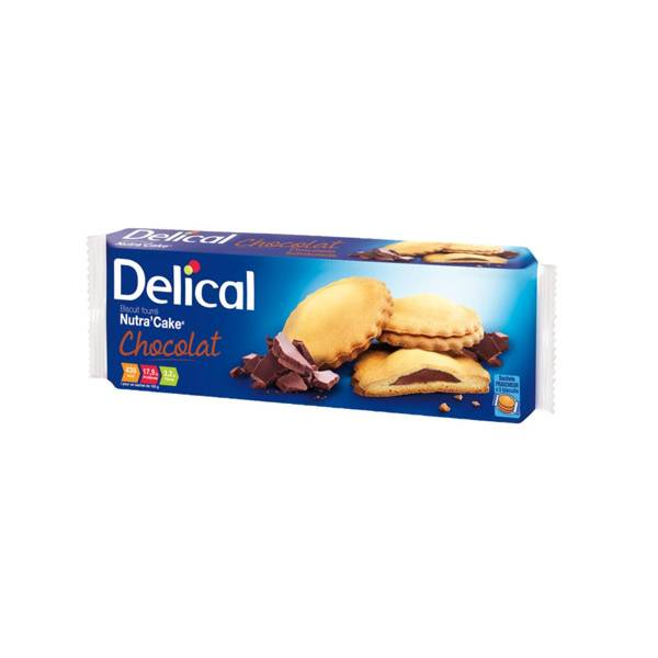 Delical Nutra'Cake Chocolat 405g