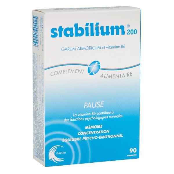 Yalacta Stabilium 200 90 capsules