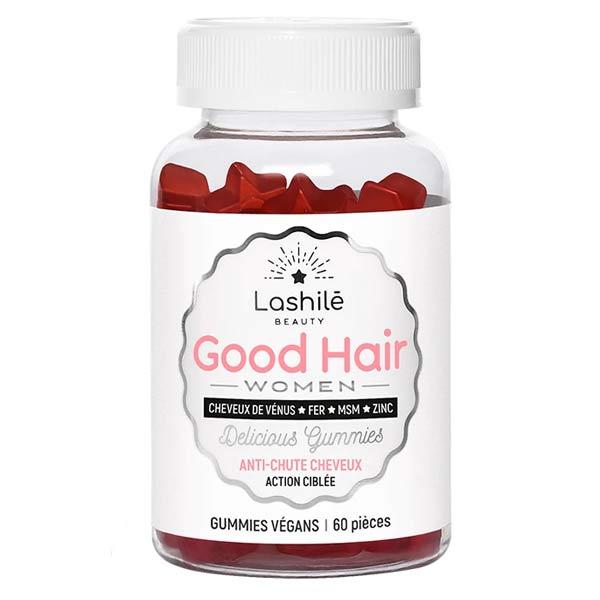 Lashilé Beauty Good Hair Women Anti-Chute Cheveux 60 gummies