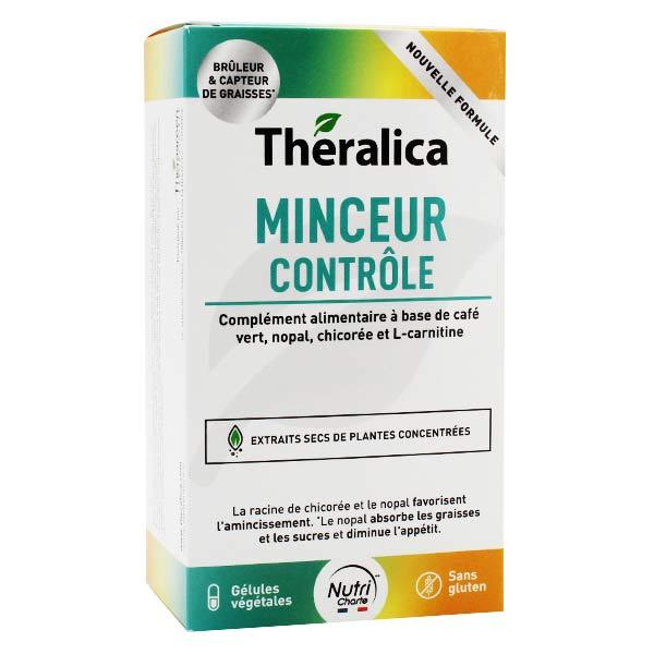 Théragreen Theragreen Theralica Minceur Contrôle 60 gélules végétales