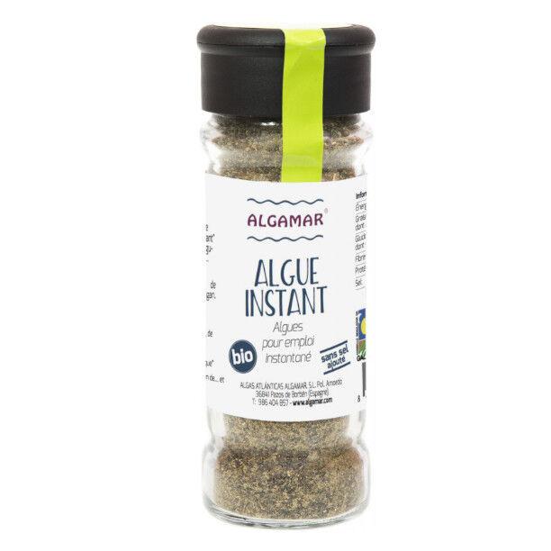 Algamar Algue Instant Spaghetti de Mer Moulu Bio poudre 70g