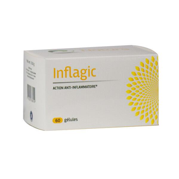 Prescription Nature Inflagic 60 gélules