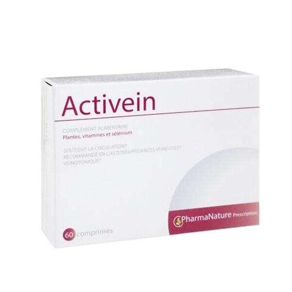 Prescription Nature Activein 60 gélules