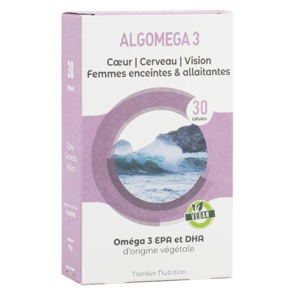 Trenker Algomega 3 30 gélules