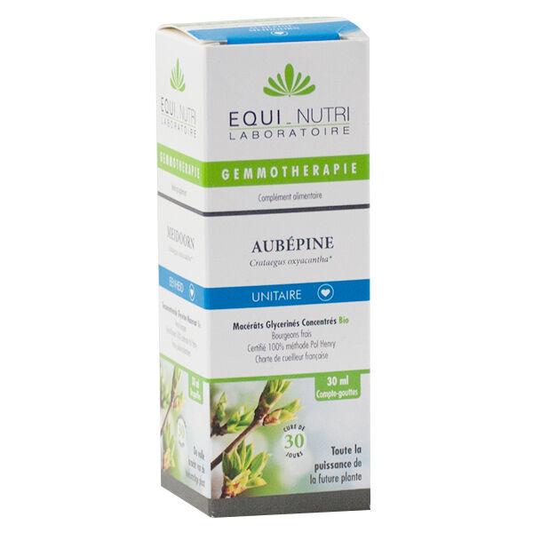 Equi-Nutri Gemmothérapie Aubépine Bio 30ml