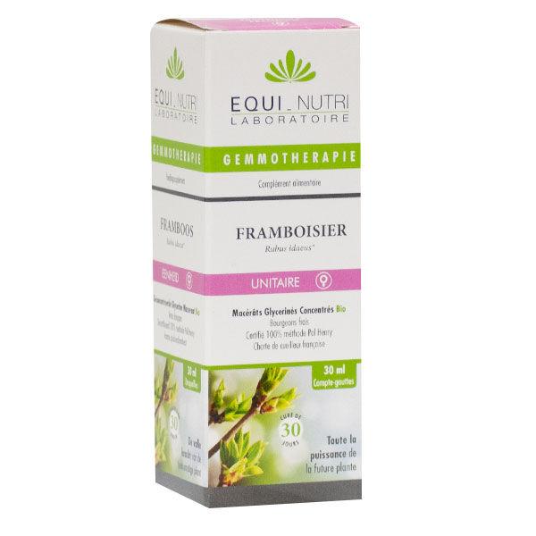 Equi-Nutri Gemmothérapie Framboisier Bio 30ml