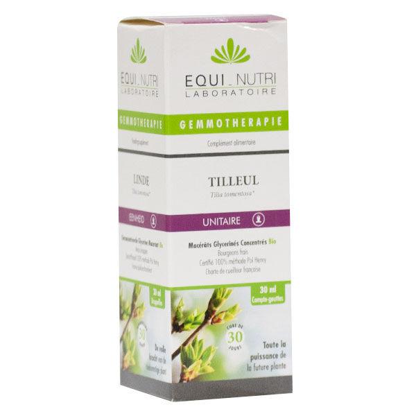 Equi-Nutri Gemmothérapie Tilleul Bio 30ml
