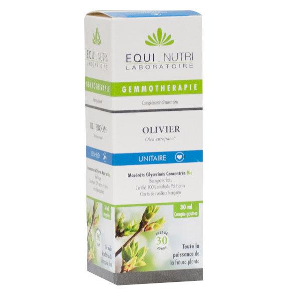 Equi-Nutri Gemmothérapie Olivier Bio 30ml