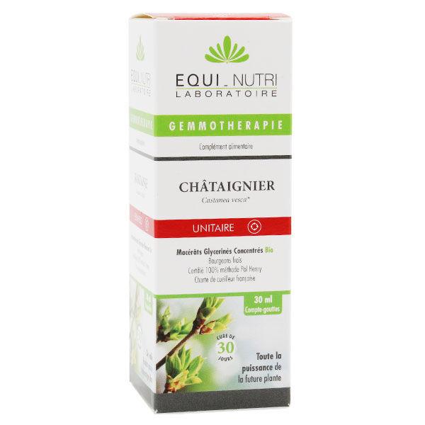 Equi-Nutri Gemmothérapie Châtaignier Bio 30ml