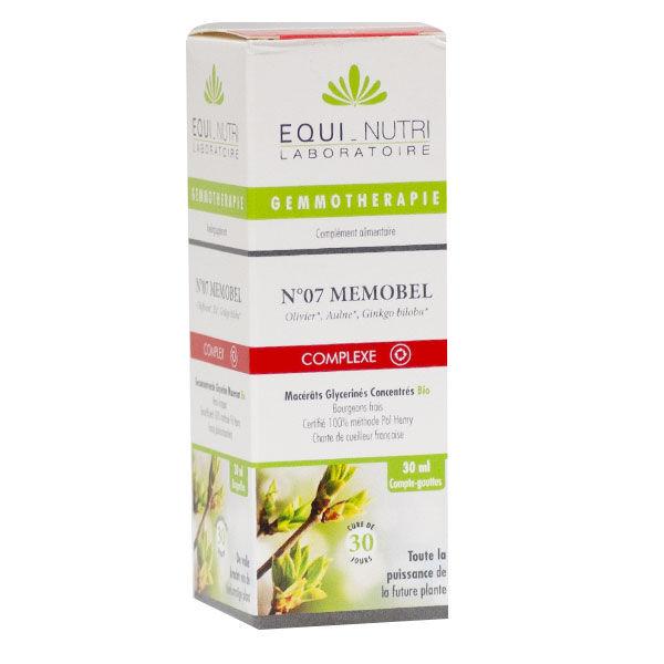 Equi-Nutri Gemmothérapie Complex Memobel 07 Bio 30ml