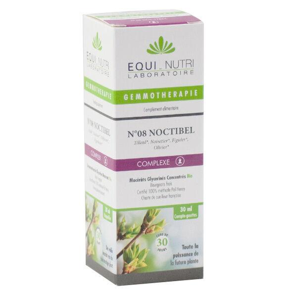 Equi-Nutri Gemmothérapie Complex Noctibel 08 Bio 30ml